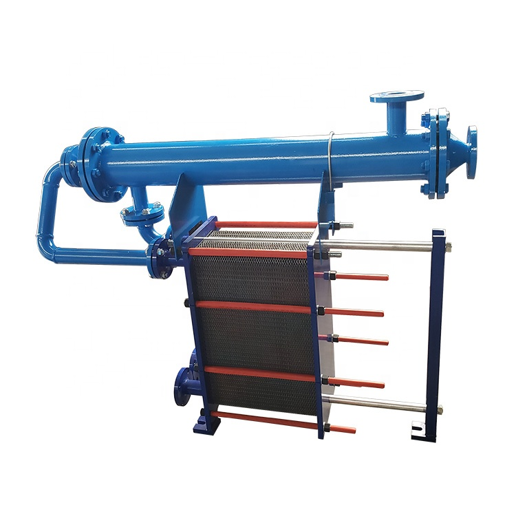 Best Quality Floating Coil Vertical Volumetric Heat Exchanger Factory Price Heat Transfer Customized