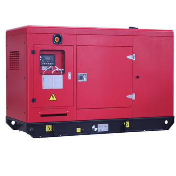 Aosif factory direct price heavy duty 25kva 20kw diesel silent soundproof generator
