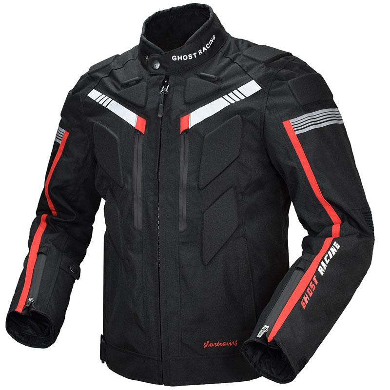 Motorcycle & Auto Racing Jacket For Men Mesh Motorcycle Reflective Riding Sportswear Motorbike Textile Jackets Wholesale