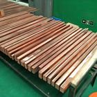 Copper Forged Copper Bars Beryllium Copper Chromium Zirconium Copper Forged Bar