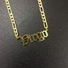 Necklace Gold Virgo