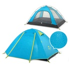 Naturehike P-Series upgrade UPF 50+ zelt barraca 2 3 4 Man Tent waterproof Family tents camping outdoor