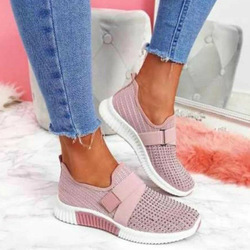 Drop Shipping 2021 Fashion Leopard ladies canvas casual shoes sneakers women's flat Boat Shoes