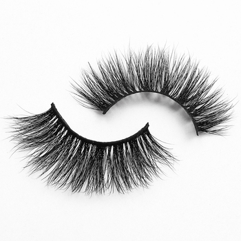 Best Selling Creat Own Brand 3d Lashes Private Label 3d Mink Eyelashes