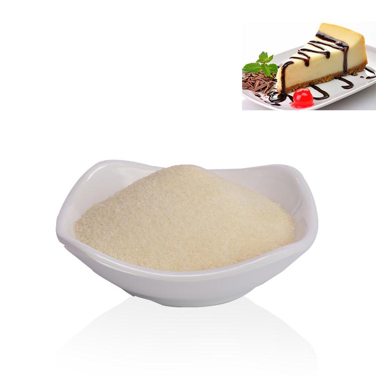 Edible bovine hide gelatin