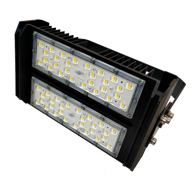 Low maintenance cost IP66 waterproof 5050 50-400W LED tunnel light JYS11 high light efficiency 130 lm/w