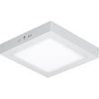 Square Energy Square Shape Energy Saving Even And Soft Led Ceiling Panel Light 6w 12w 18w 24w