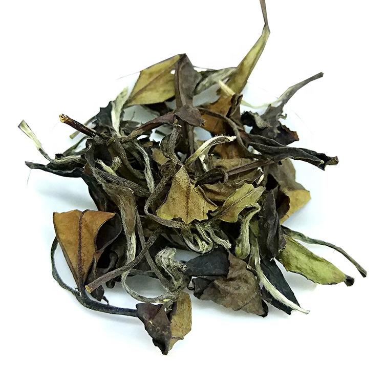 Chinese natural organic Fujian aged shou mei Longevity Eyebrow Shou Mei eyebrow White Tea - 4uTea | 4uTea.com