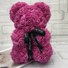Роза красная 25cmNoBox