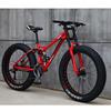 Red for spoke wheel