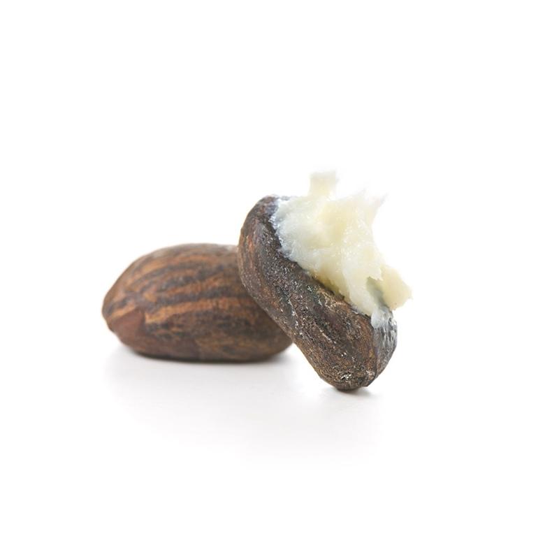Нерафинированное Африканское масло ши-слоновая кость, 100% чистое и сырье-увлажняющее и насыщенное масло для сухой кожи-подходит для любой кожи