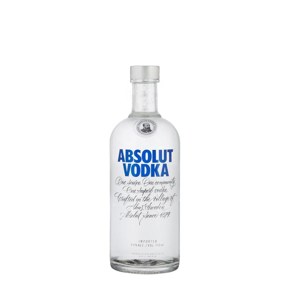 Водка оригинальная/водка Малина 0,7 л
