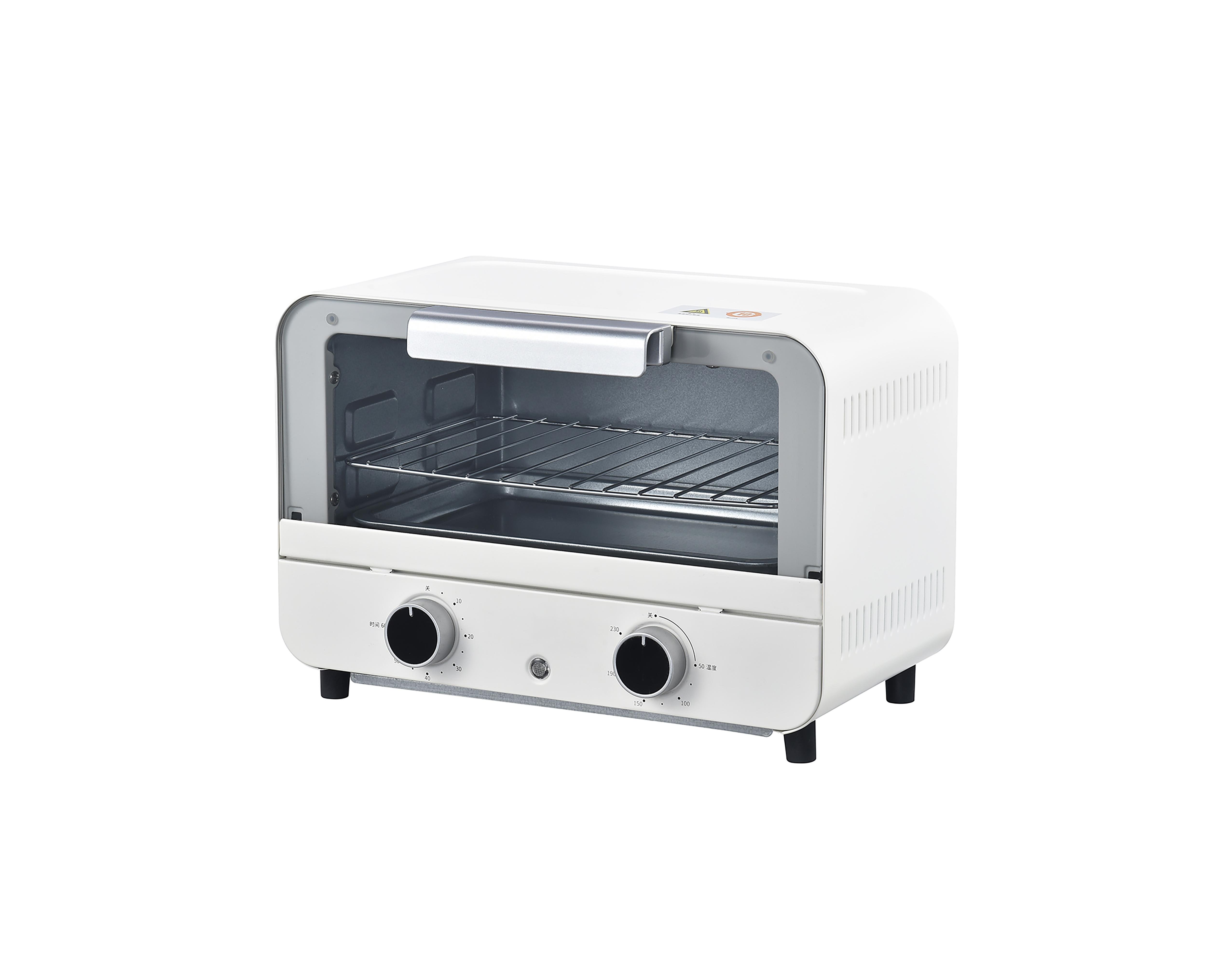 Электрический мини-тостер 12L 750 Вт мини-печь с модный внешний вид