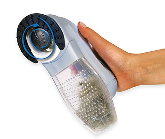 Electric Pet Hair Suction Device Portable Cats and Dogs Massage Clean Vacuum Cleaner