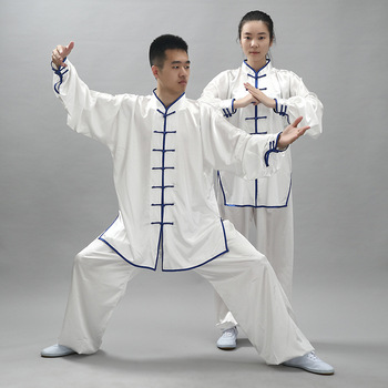 Wholesale New Design Unisex Top Quality Tai Chi Clothing Sets Kung Fu/Marital Arts Uniforms Taichi Taiji Clothes Suits
