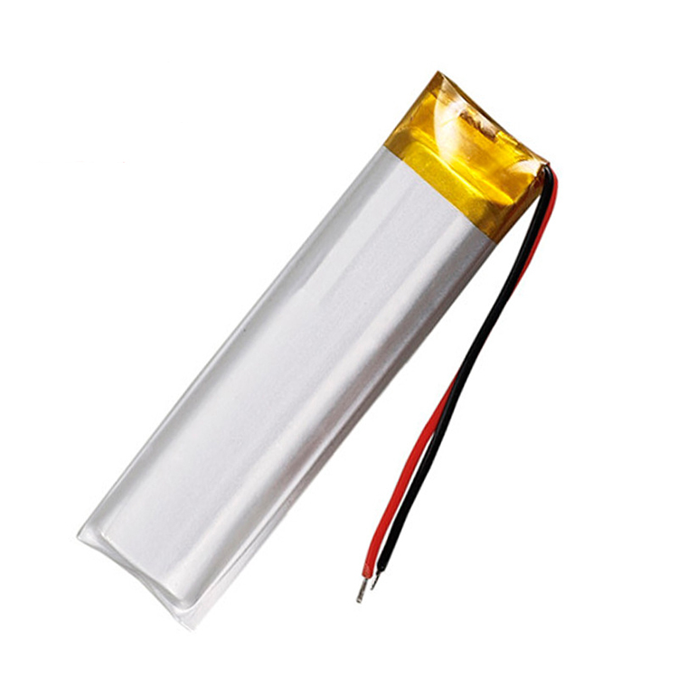 16years factory price free samples lp102535 3.7V 850mah lipo battery for GPS tracker