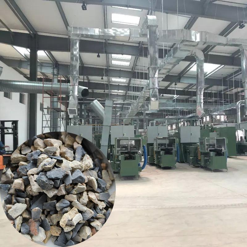 High Grade Calcined Bauxite Metallurgical Bauxite Refractory