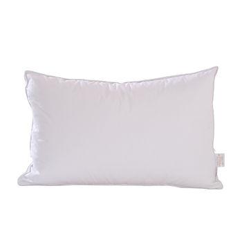 Square White Pillow Insert Form with Hypoallergenic Polyester Fiber Filling for Sofa Throw