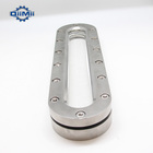 Elongated Ellipse Sight Glass fitting to DIN28120 Stainless Steel LEVEL INDICATOR