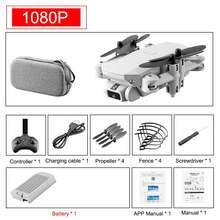 2020 Новый Дрон 4k HD широкоугольная камера wifi fpv Дрон с сохранением высоты Дрон с камерой мини Дрон видео live rc Квадрокоптер игрушки(Китай)