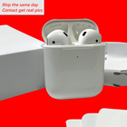 Wireless Charge GPS Active Noise Cancellation TWS Rename Popup Window Wireless Generation 2 Pro Original for Apple Airpods