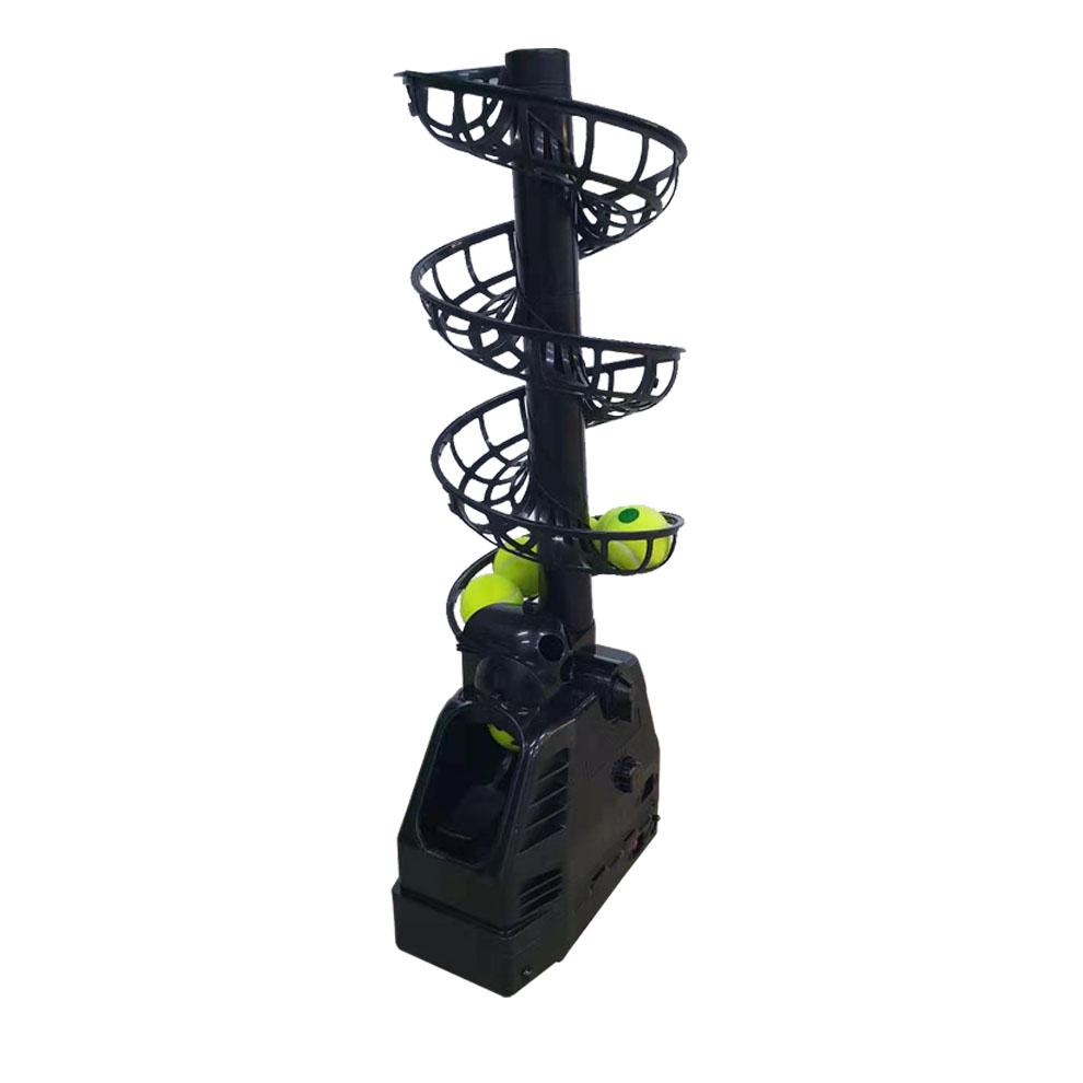Вспомогательное оборудование для тренировок по теннисной ракетке, машина для запуска ракетки