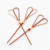scissors bamboo pick
