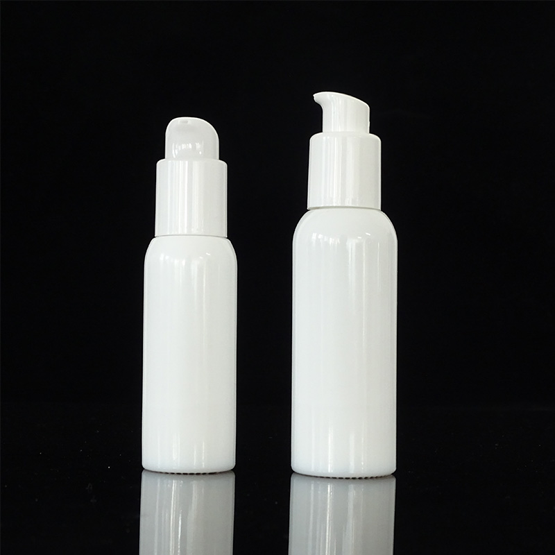 Пустая сыворотка класса люкс 5 мл 10 мл 15 мл 20 мл 30 мл 50 мл 100 мл опалово-белая стеклянная бутылка для лосьона