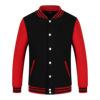 Black(red sleeve)
