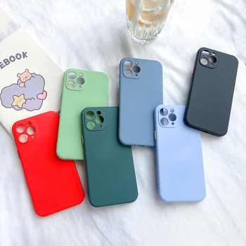 For Iphone 12 Color Case Silicone Design Custom phone Shockproof Case For Iphone 12