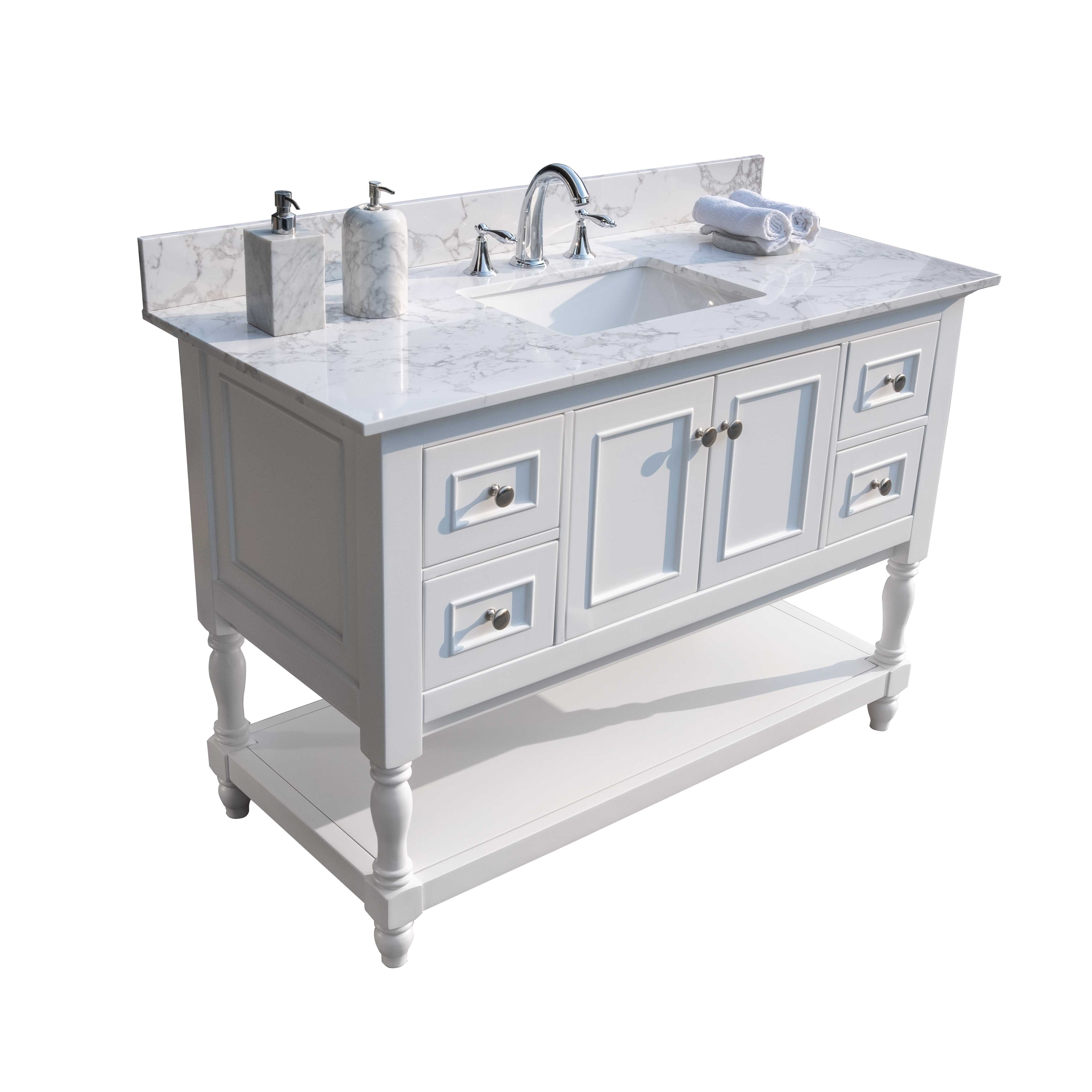 Overseas Warehouse Factory Price Artificial Marble Bathroom Vanity Top Buy Vanity Top Marble Bathroom Marble Vanity Top Product On Alibaba Com