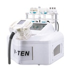 Top selling multi-functional beauty equipment fat reduction/ wrinkle treatment for salon