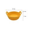 6.75 inch yellow