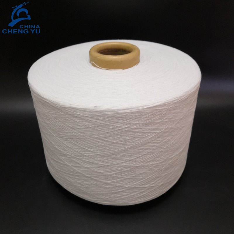 high quality but cheap or 24s/2 dyed knitting recycled oe yarn cotton