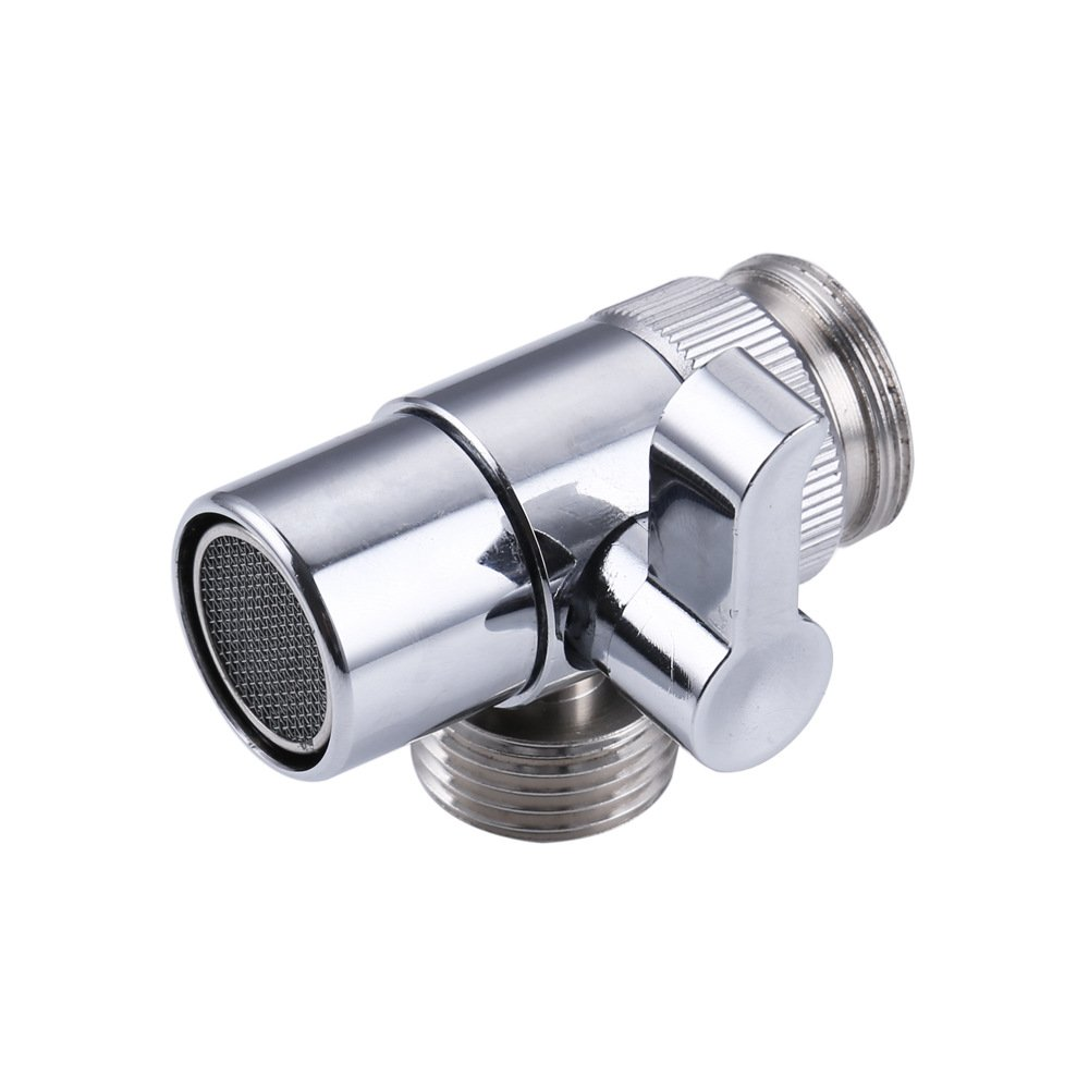 Brass Sink Valve Diverter Faucet Splitter For Kitchen Or Bathroom Sink Faucet Replacement Part Faucet To Hose Adapter Buy Kitchen Sink Faucet Valve Faucet To Hose Adapter Water Diverter Valve Product On Alibaba Com