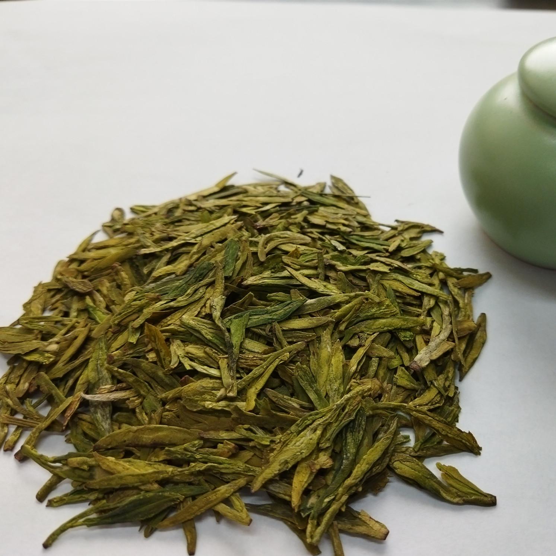 new harvest famous West Lake Dragonwell gano Green Tea - 4uTea   4uTea.com