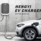 Car Charge Station Electric Car Level 2 7kw 32a Wallmounted Electric Car Charging Station Type 2 Ev Charger For Home