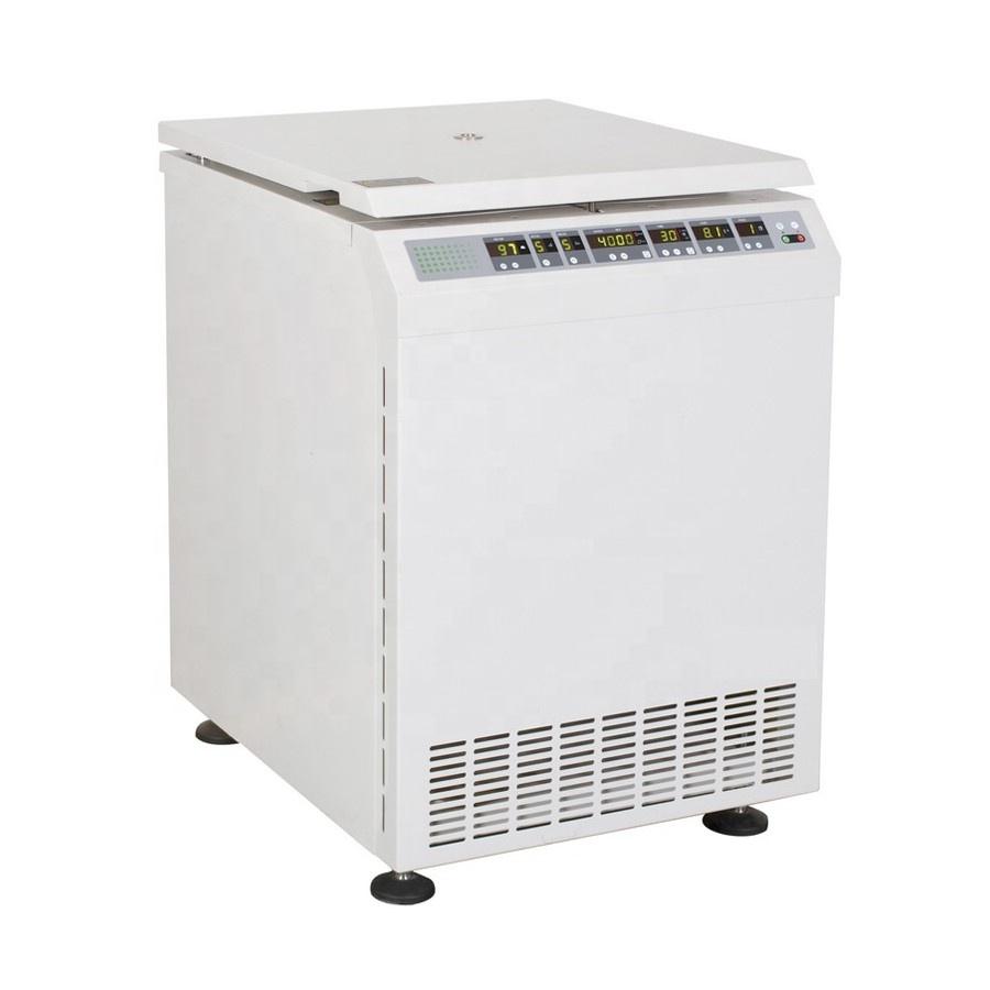 Low Speed Large Capacity Refrigerated Centrifuge/Blood Centrifugal Machine