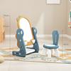 Blue Dinosaur drawing board & chair