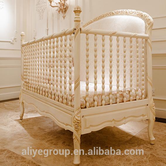 ak36 luxury baby cot luxury baby crib multi functional children bed buy wooden baby bed antique baby cribs wooden baby bed and bed baby product on