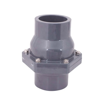 manufacturer directly supply check valves PVC