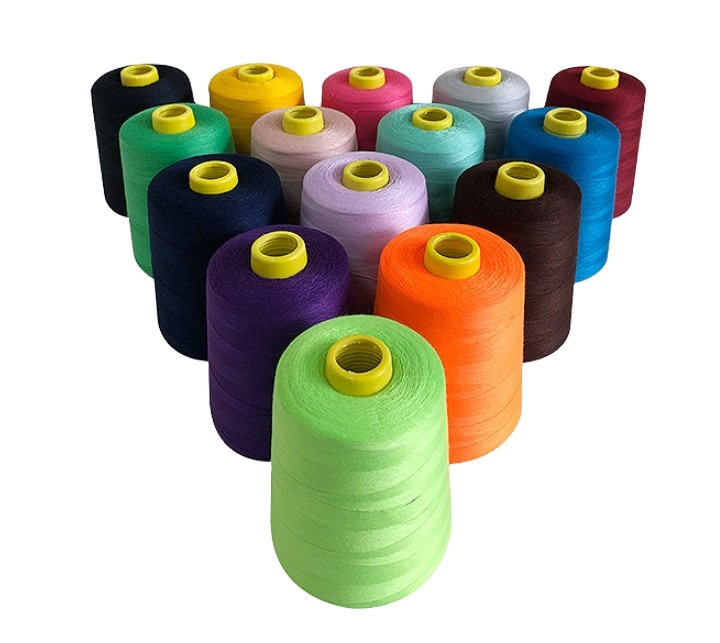 40/2 2000yards 100% Polyester Sewing Thread for sewing
