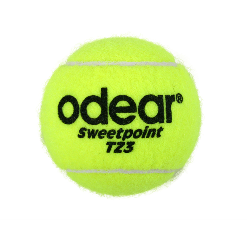ITF Kualitas Terbaik Bola Tenis Profesional Disetujui Bola Tenis Kelas A