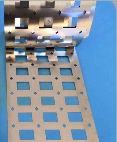 Высококачественная медная стальная лента для разъема аккумулятора