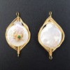 moon and star baroque pearl 20x38mm