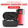 Customizable 2000mAh Charging Case