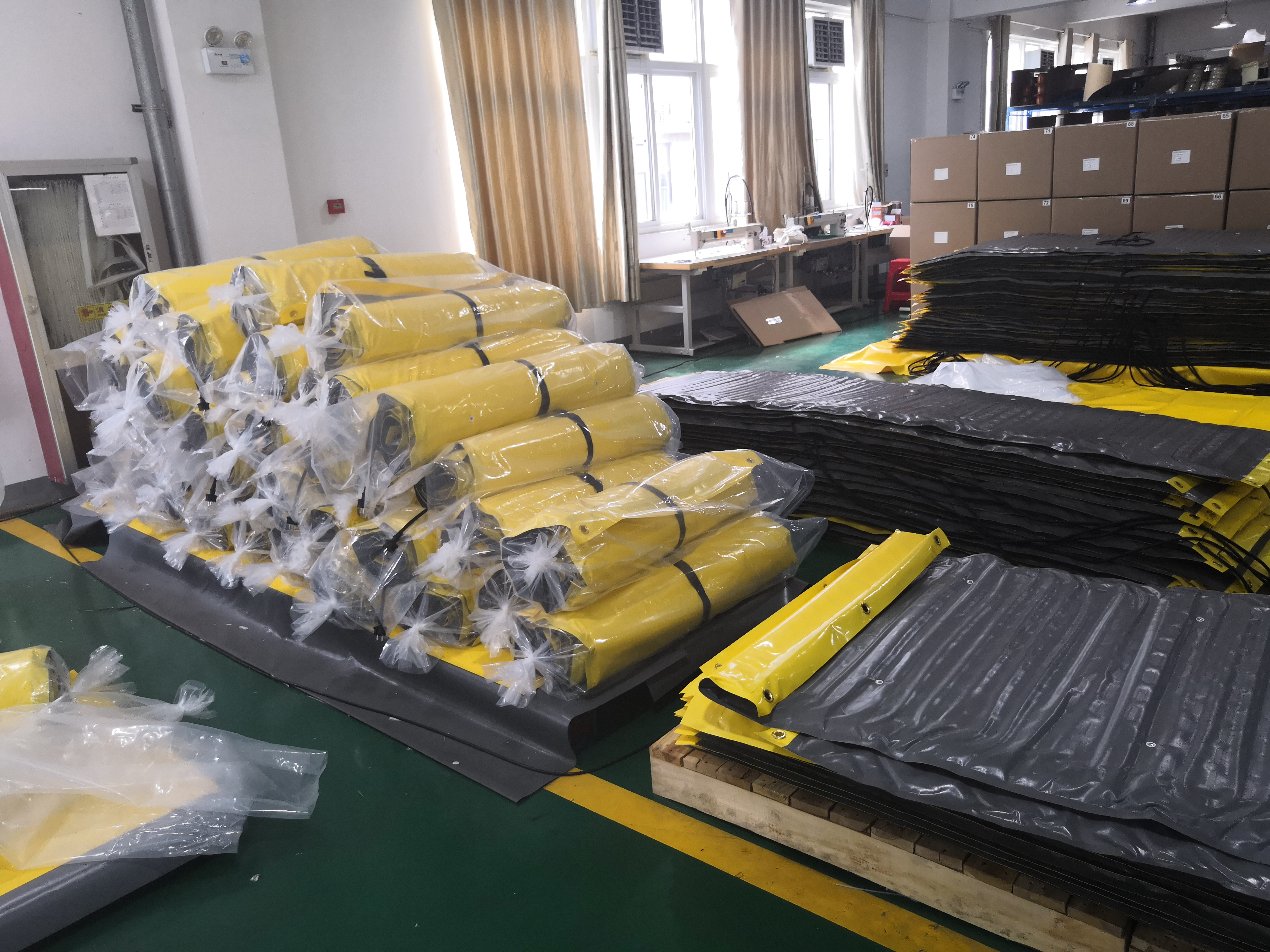 deicing snow melting mat outdoor using snow thawing of floor/sand/water pipes/sewage pipes antifreezing