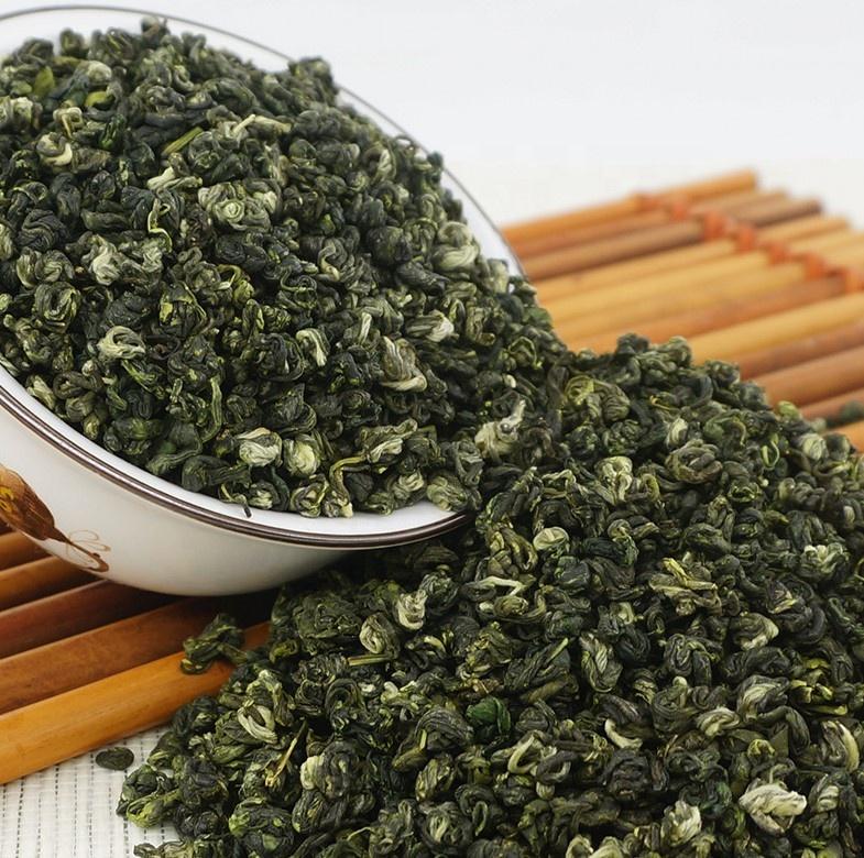 super gunpowder Chinese famous Premium BiLuochun green snail spring green tea - 4uTea | 4uTea.com