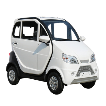 Air condition electric car hot selling New energy electric car without driving licence with CE