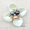 colored pearls 4.1*4.2cm